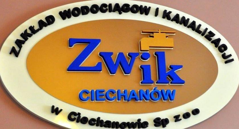 2014 listopad – Pakowanie wody dla Ciechanowa