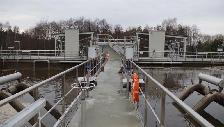Kwiecień 2015 r. – rozbudowa i przebudowa oczyszczalni ścieków dla aglomeracji Głogów Małopolski