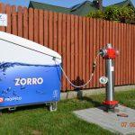 Grudzień 2018 r. – Mobilne chloratory Zorro w MPWiK w Warszawie