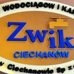 Listopad 2014 r. – pakowanie wody dla Ciechanowa