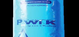 2016 październik – pakowanie wody dla Wyszkowa