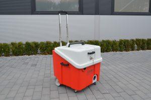 2020 luty – ZORRO 3 chlorator w wersji walizkowej