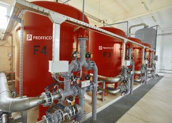 budowa nowych stacji uzdatniania wody